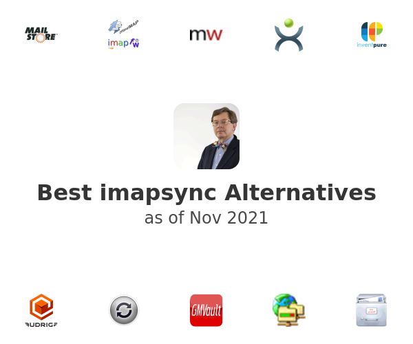 Best imapsync Alternatives