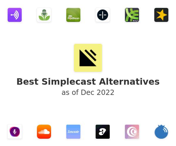 Best Simplecast Alternatives