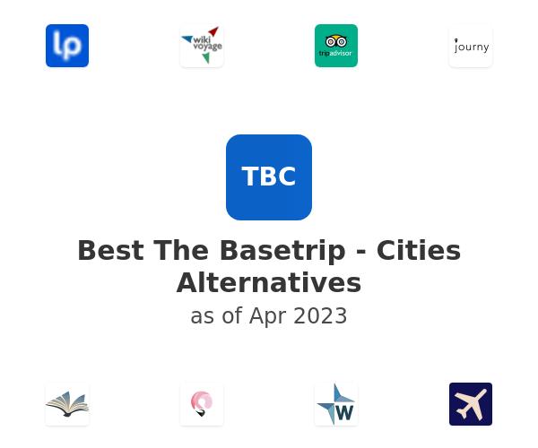 Best The Basetrip - Cities Alternatives