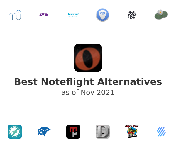 Best Noteflight Alternatives