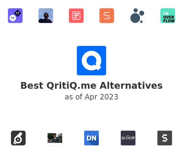 Best QritiQ.me Alternatives