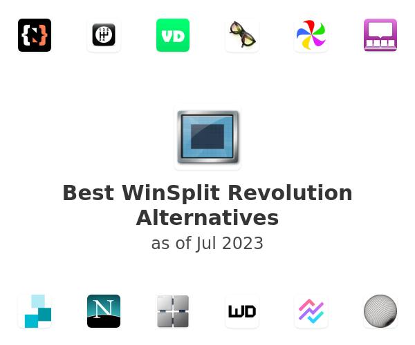 Best WinSplit Revolution Alternatives
