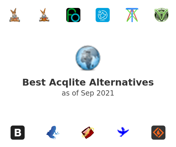 Best Acqlite Alternatives
