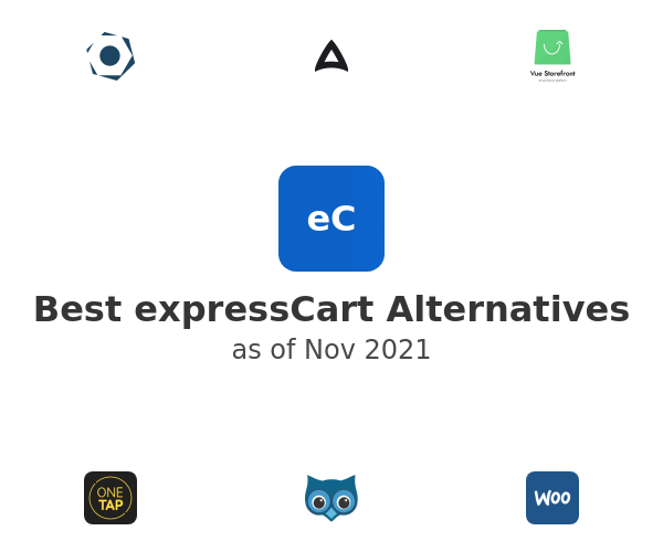 Best expressCart Alternatives