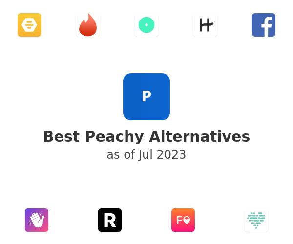 Best Peachy Alternatives