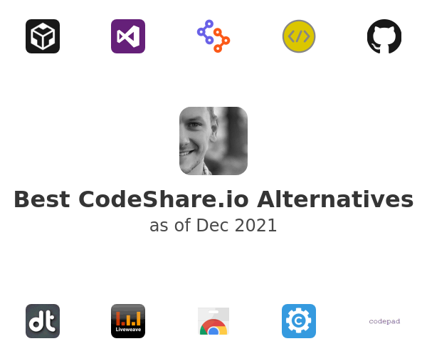 Best CodeShare.io Alternatives