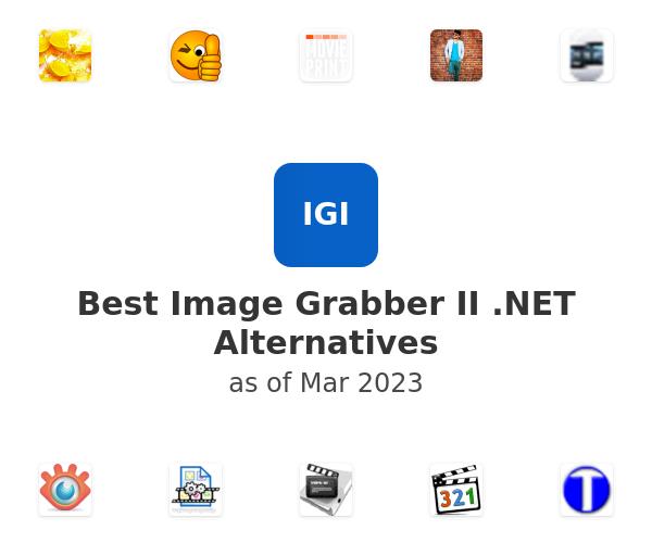 Best Image Grabber II .NET Alternatives