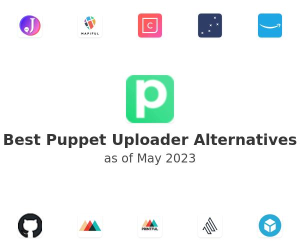 Best Puppet Uploader Alternatives