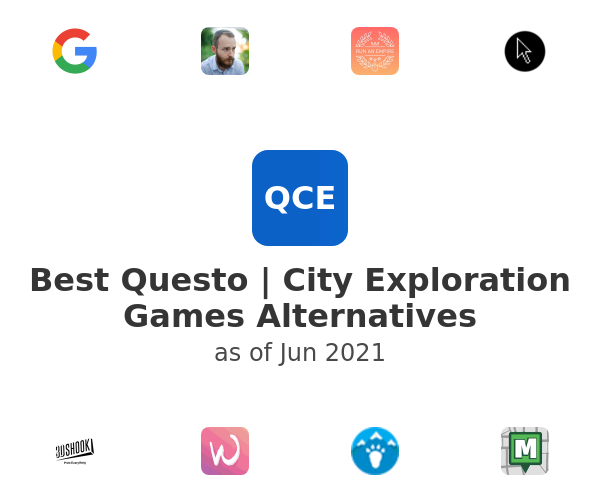 Best Questo | City Exploration Games Alternatives