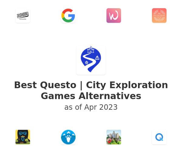 Best Questo | City Exploration Games Alternatives