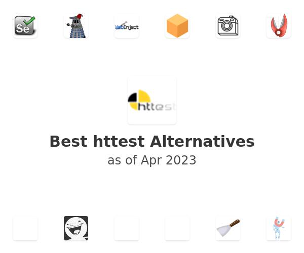 Best httest Alternatives