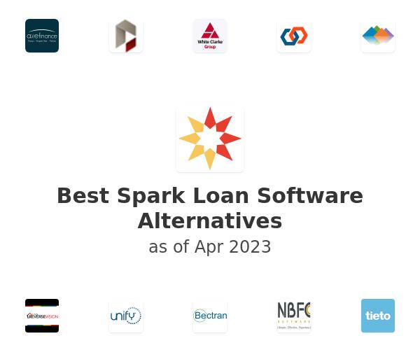 Best Spark Loan Software Alternatives