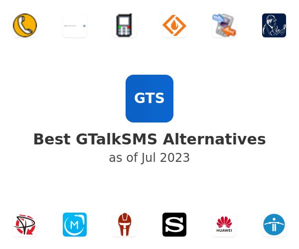 Best GTalkSMS Alternatives