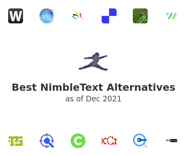 Best NimbleText Alternatives