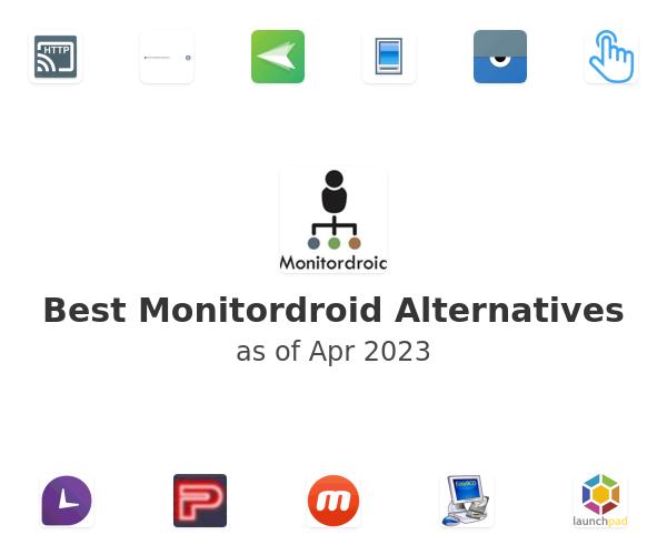 Best Monitordroid Alternatives