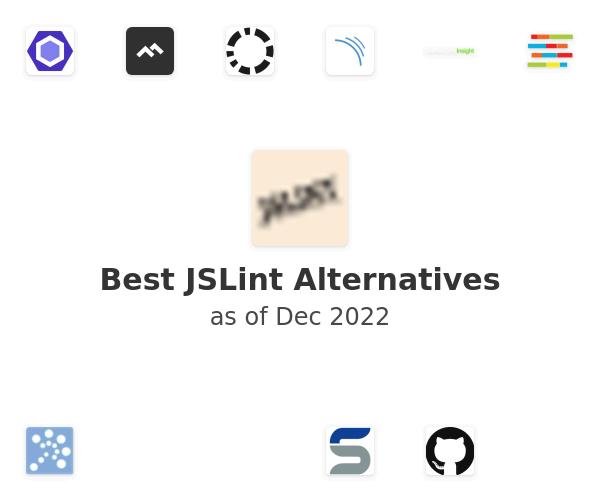 Best JSLint Alternatives