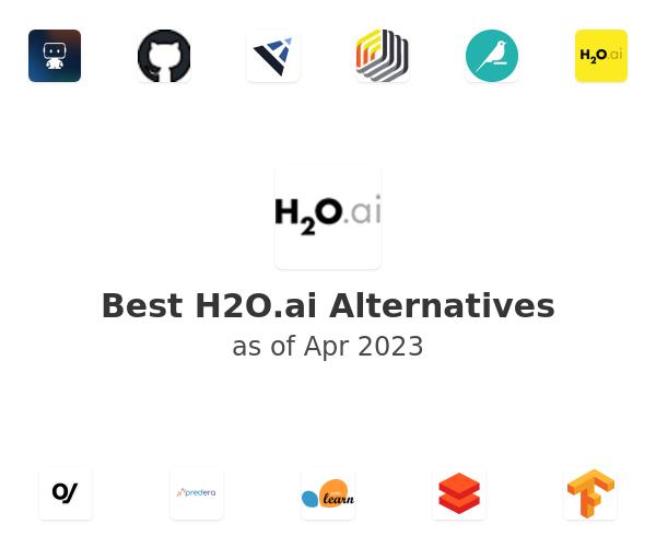 Best H2O.ai Alternatives