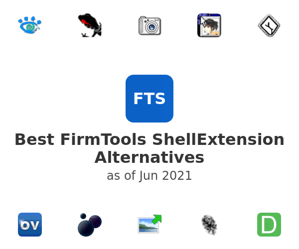 Best FirmTools ShellExtension Alternatives