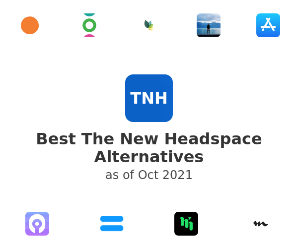 Best The New Headspace Alternatives