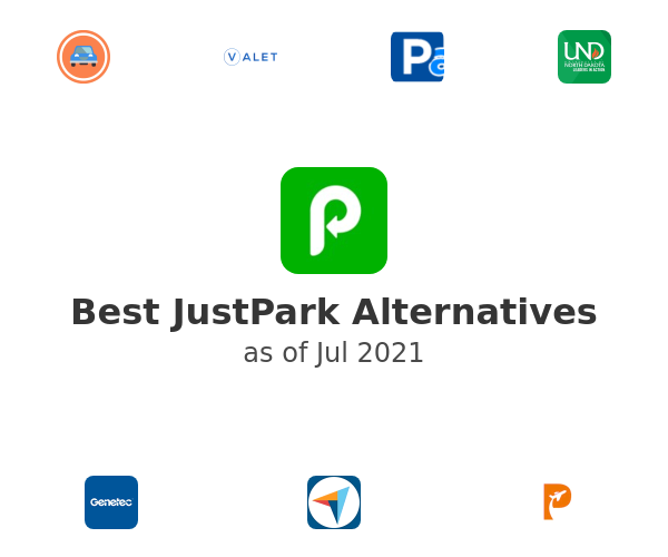 Best JustPark Alternatives