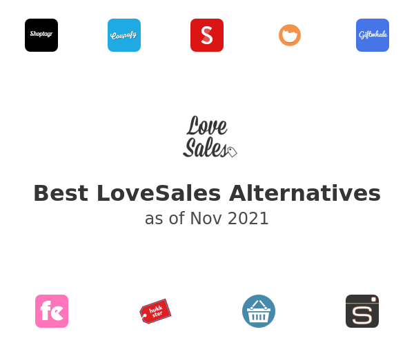 Best LoveSales Alternatives