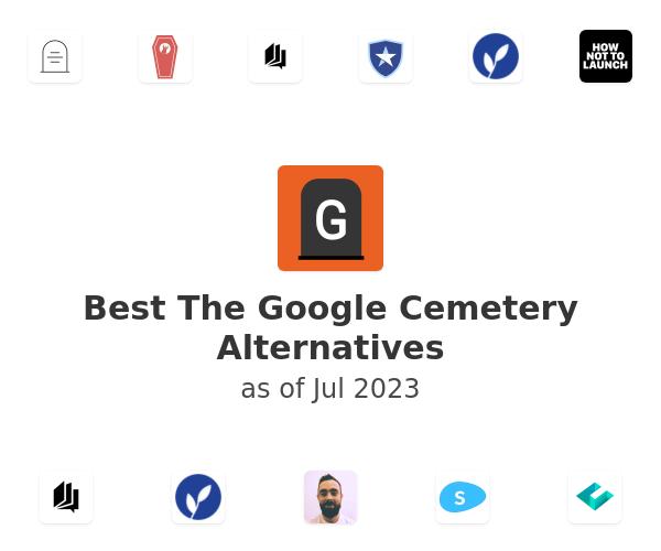 Best The Google Cemetery Alternatives