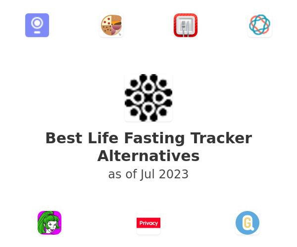 Best Life Fasting Tracker Alternatives