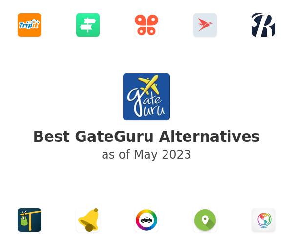 Best GateGuru Alternatives