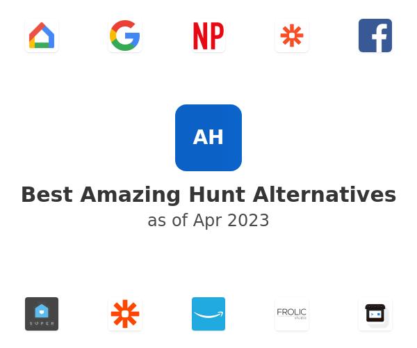 Best Amazing Hunt Alternatives