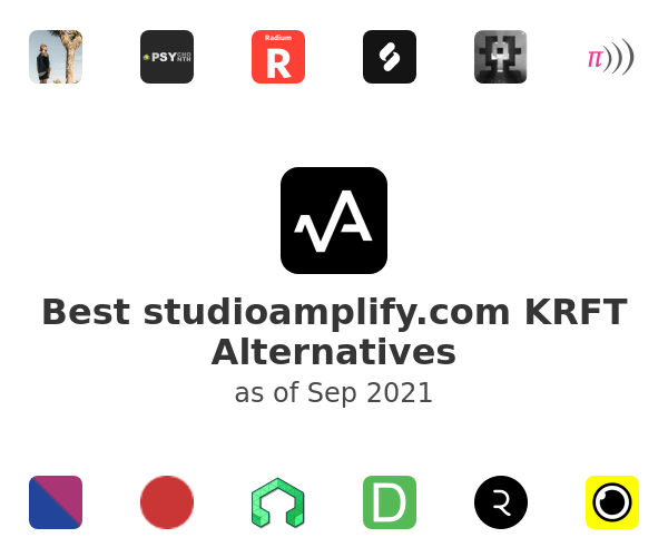 Best KRFT Alternatives