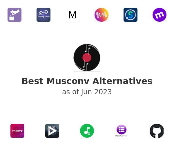 Best Musconv Alternatives