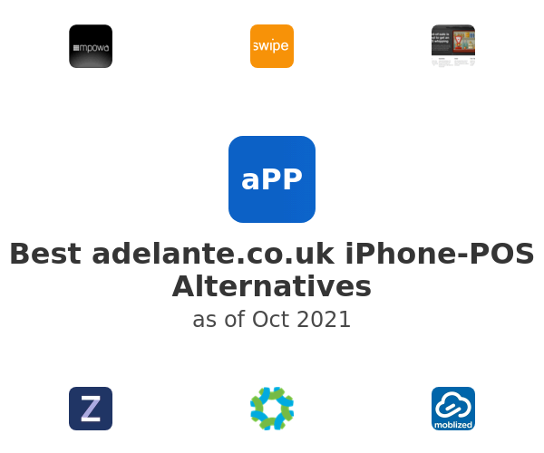 Best adelante.co.uk iPhone-POS Alternatives