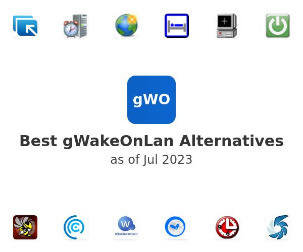 Best gWakeOnLan Alternatives
