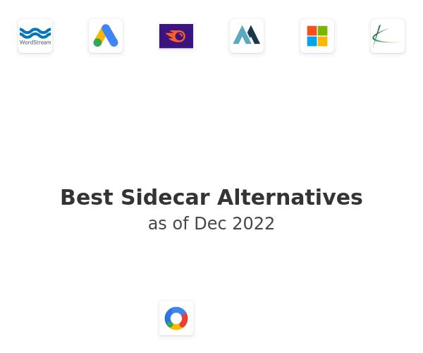 Best Sidecar Alternatives