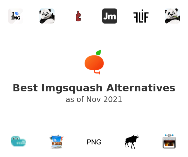 Best Imgsquash Alternatives