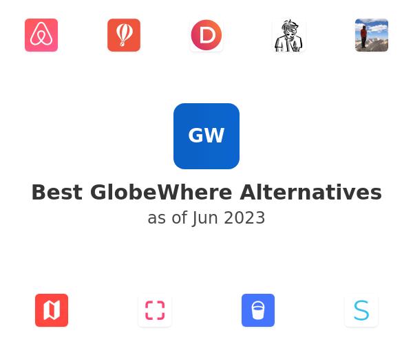Best GlobeWhere Alternatives
