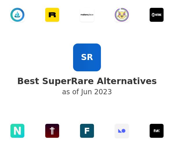 Best SuperRare Alternatives