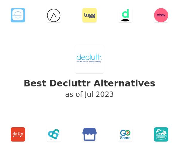 Best Decluttr Alternatives
