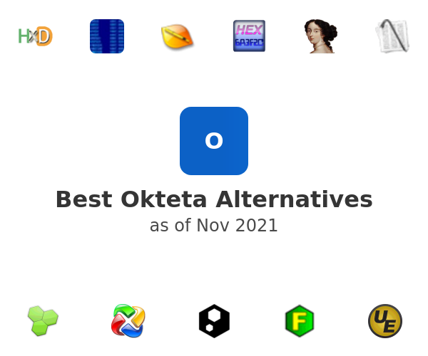 Best Okteta Alternatives