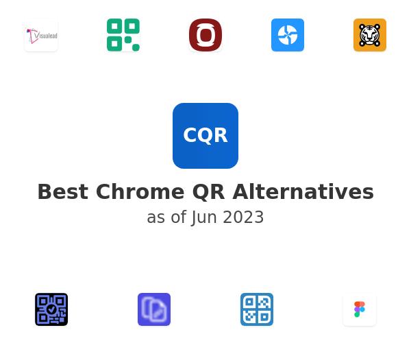 Best Chrome QR Alternatives