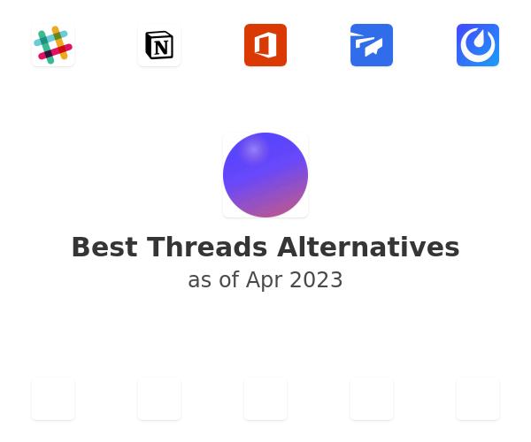Best Threads Alternatives