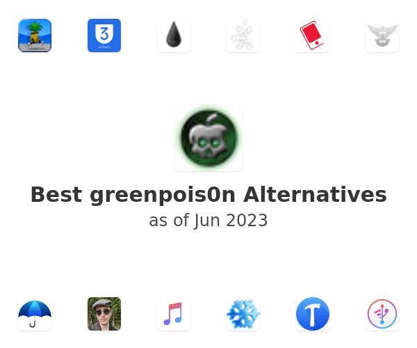 Best greenpois0n Alternatives
