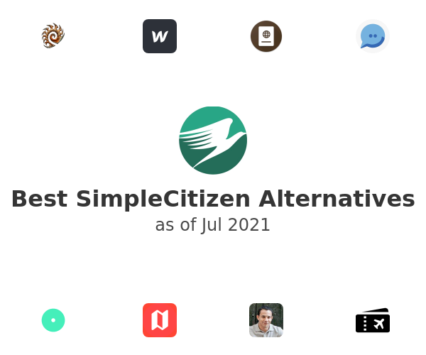 Best SimpleCitizen Alternatives