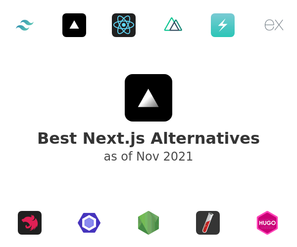 Best Next.js Alternatives
