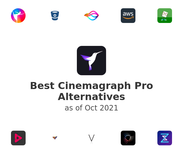 Best Cinemagraph Pro Alternatives