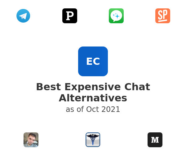 Best Expensive Chat Alternatives
