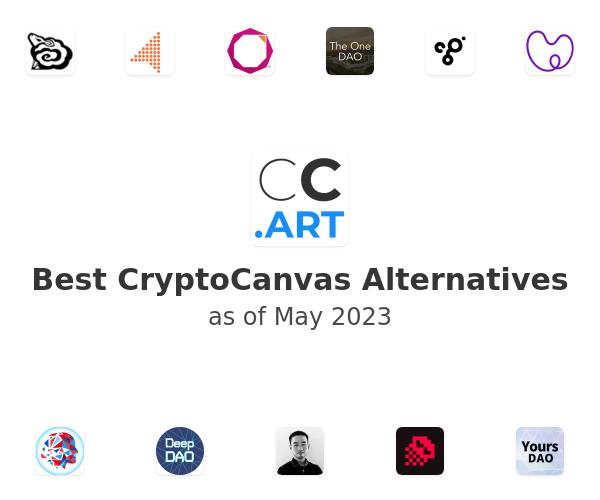 Best CryptoCanvas Alternatives