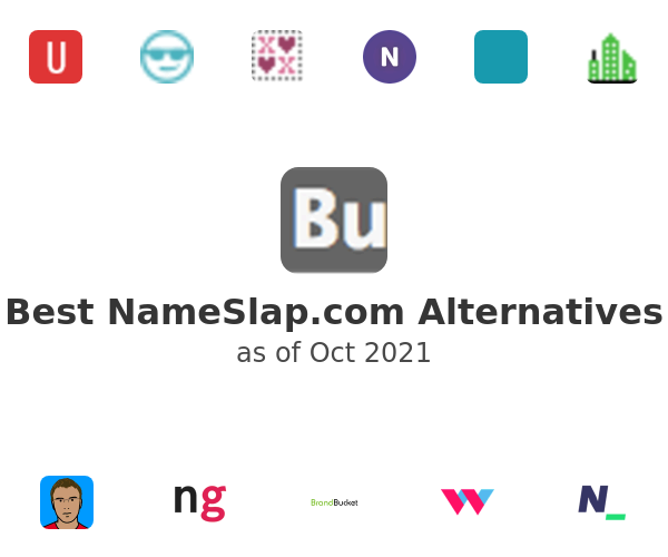 Best NameSlap.com Alternatives