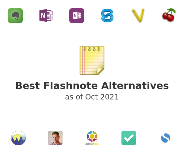 Best Flashnote Alternatives