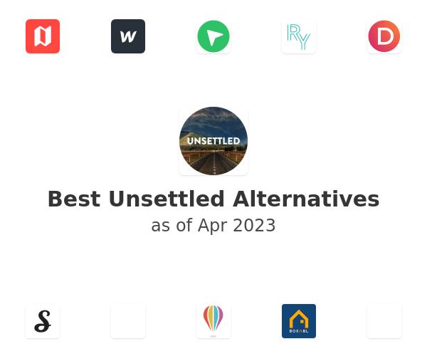 Best Unsettled Alternatives